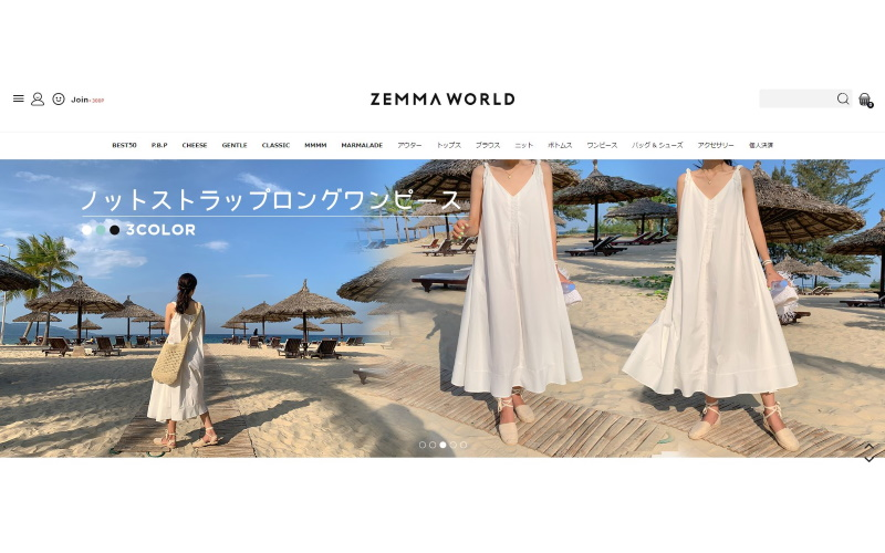 ZEMMA WORLD(ゼマワールド)