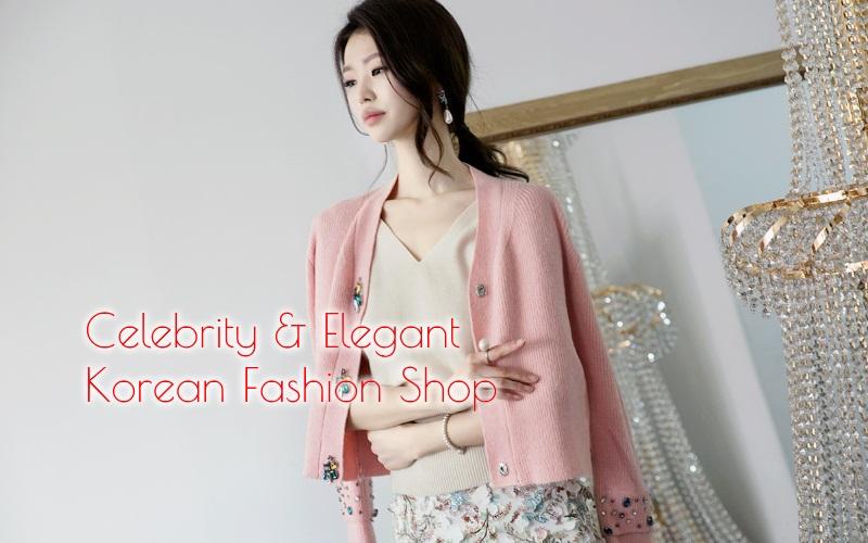 セレブ&エレガント韓国ファッション通販