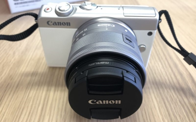 Canon EOS M100の口コミレビュー!実際に撮った感想やセット内容