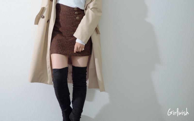 30代女性のためのミニスカートコーディネートまとめ