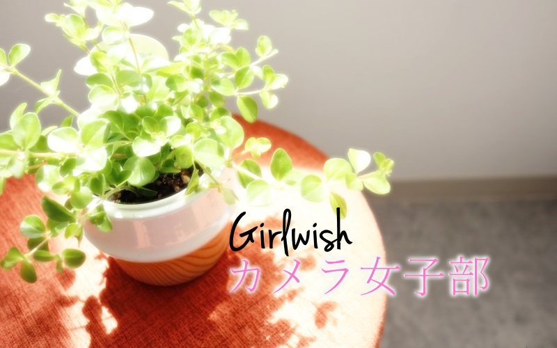 Girlwishカメラ女子部