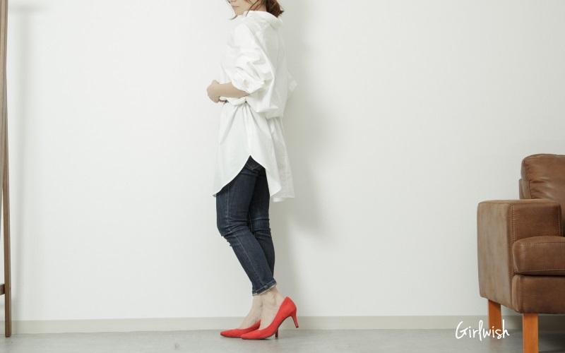 テクで魅せるアラサー女子の抜け感スタイル♡