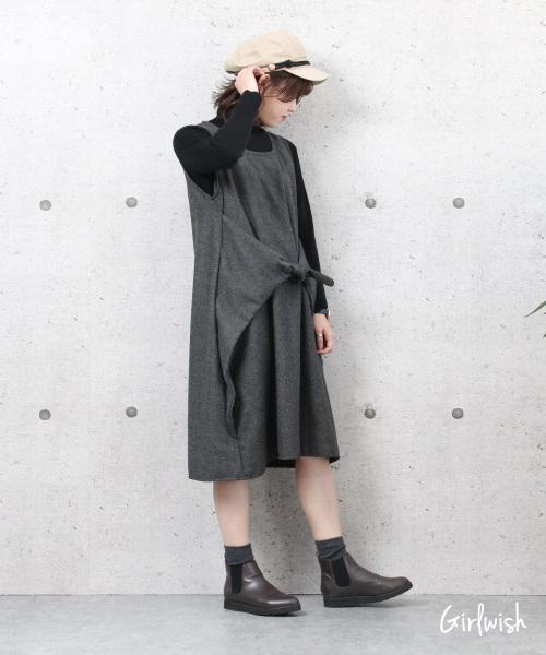 『はずし』で魅せるおしゃれなファッション・コーデ術