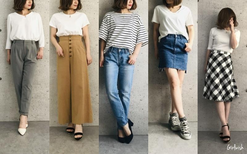 低身長・小柄な30代女性のファッション・可愛くなれる洋服の選び方とお手本コーデ