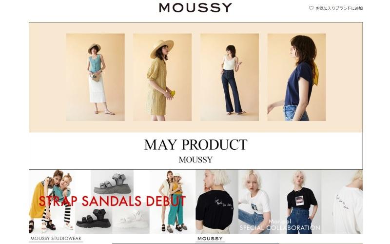 MOUSSY(マウジー)