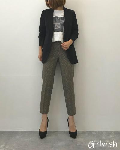 人気ブランド・トレンドで着こなす秋のアラサー・30代女子のデイリーコーデ