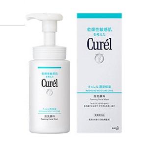 キュレル 泡洗顔料